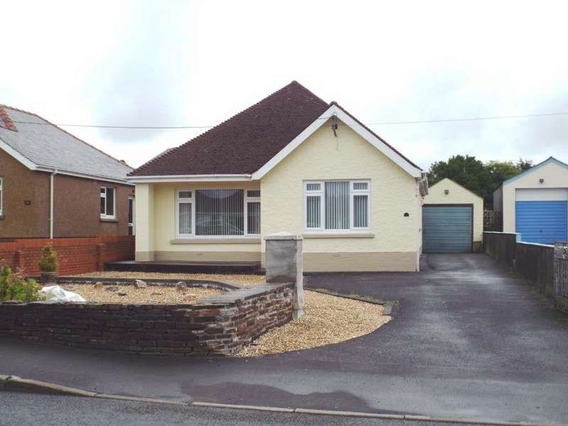2 Bedrooms Detached Bungalow for sale in Llannon Rd, Tumble, Tumble, Carmarthenshire