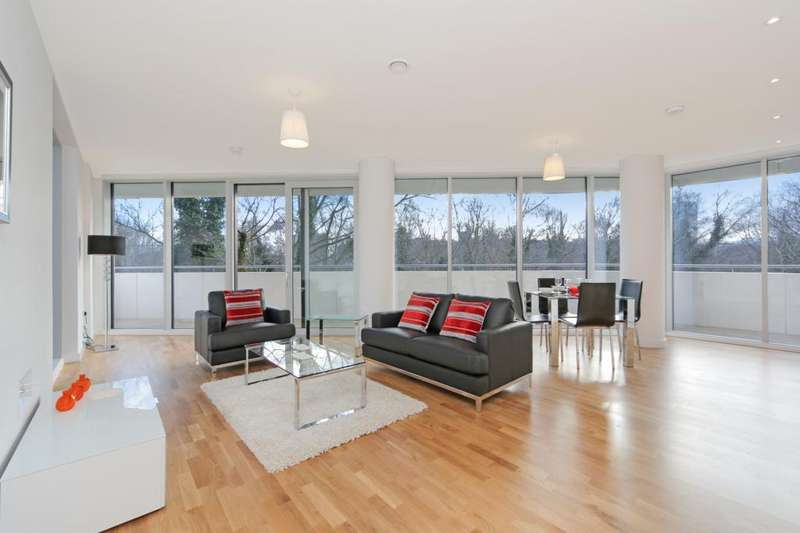 1 Bedroom House for sale in Edmunds House, Colonial Drive, London, W4