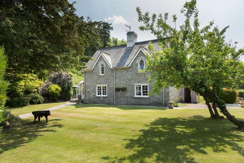 3 Bedrooms Detached House for sale in Dawn, Betws Yn Rhos