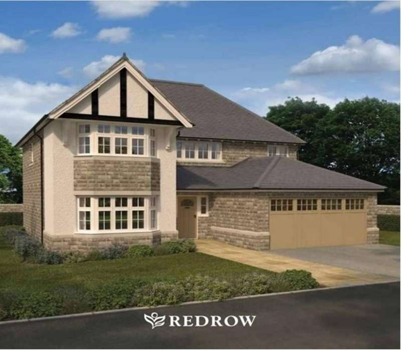 4 Bedrooms Detached House for sale in Southbank, Newton Kyme, Tadcaster, LS24 9LX
