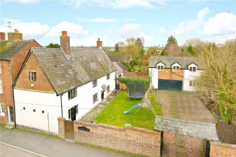 5 Bedrooms Unique Property for sale in West Street, Welford, Northampton, Northamptonshire