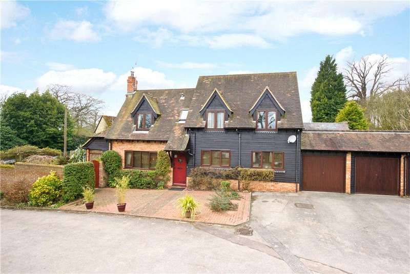 3 Bedrooms Semi Detached House for sale in Crabsgrove, Oving Road, Whitchurch, Buckinghamshire