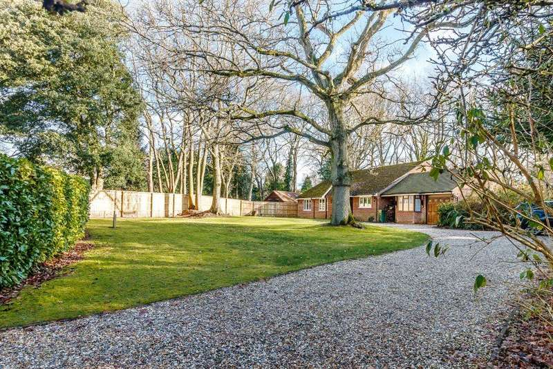 5 Bedrooms Detached Bungalow for sale in Baughurst, Tadley, Hampshire, RG26