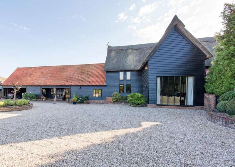 6 Bedrooms Barn Conversion Character Property for sale in Hall Road, Great Totham, Maldon, Essex, CM9