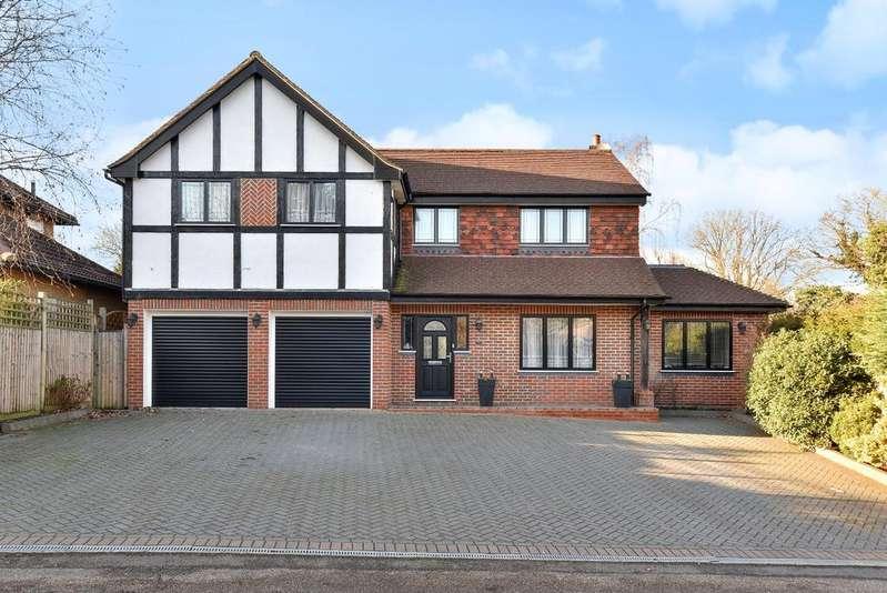 4 Bedrooms Detached House for sale in Oakfield Lane Keston BR2