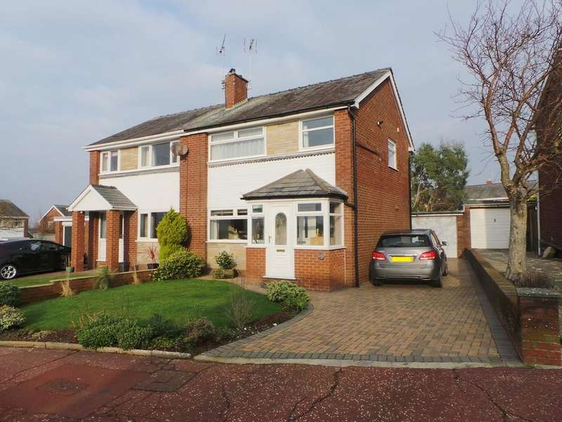 3 Bedrooms Semi Detached House for sale in Cypress Walk, Barrow-in-Furness