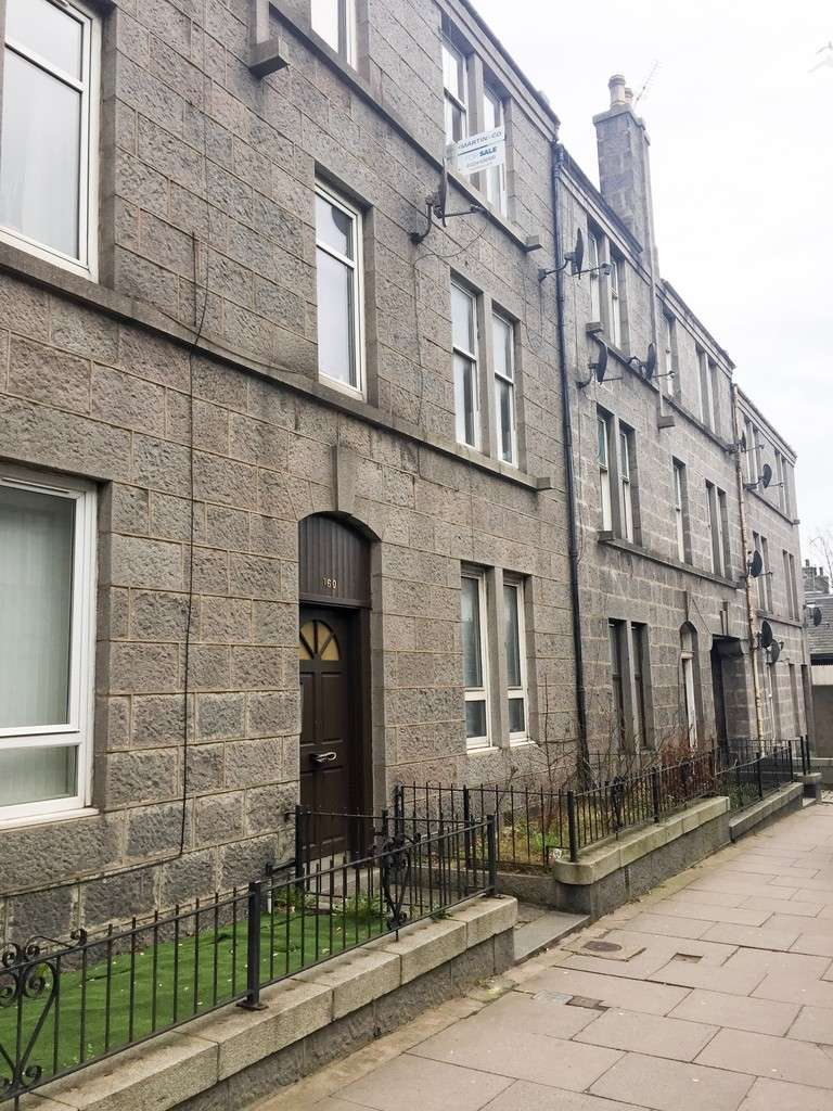 1 Bedroom Flat for sale in Hutcheon Street, Aberdeen