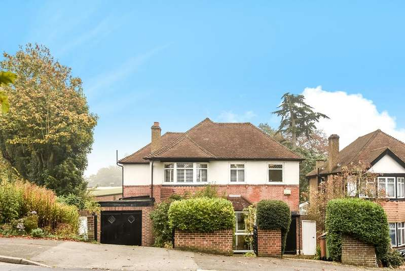 4 Bedrooms Detached House for sale in Kirkdale London SE26