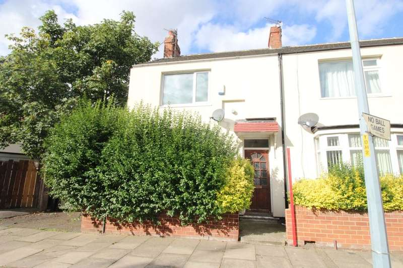 2 Bedrooms Property for sale in Wembley Street, Middlesbrough, TS1