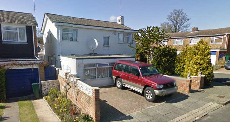 House Share for rent in Overhill Gardens, Brighton