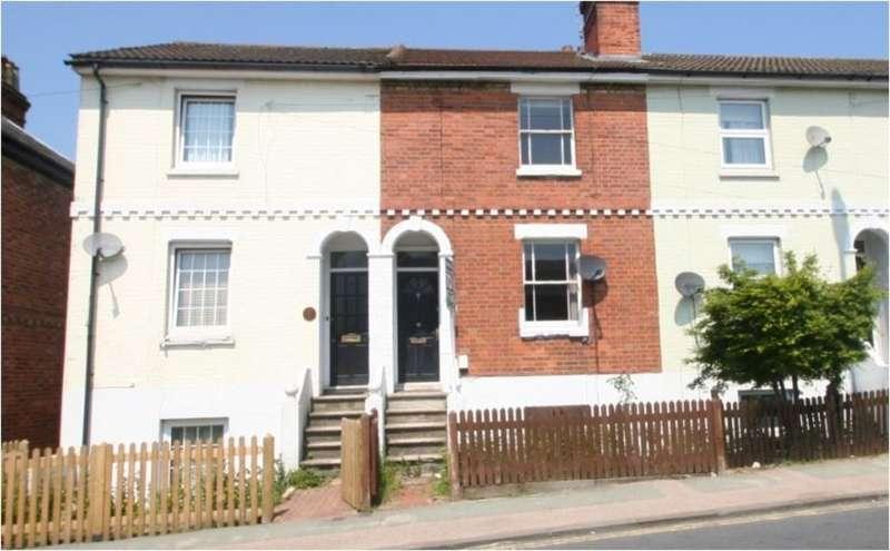 3 Bedrooms Terraced House for sale in St James Road, Tunbridge Wells