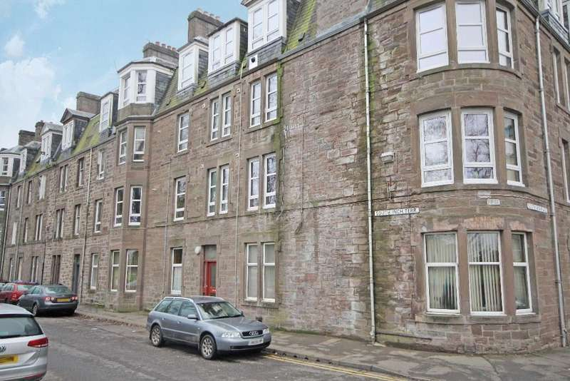 1 Bedroom Flat for sale in South Inch Terrace , Perth, Perthshire , PH2 8AN