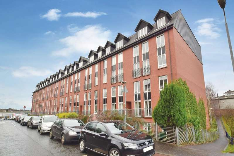 2 Bedrooms Flat for sale in 21 Randolph Gate, Broomhill, G11 7DQ