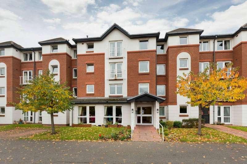 1 Bedroom Retirement Property for sale in 408 Mayfield Court, 27 West Savile Terrace, Edinburgh, EH9 3DT