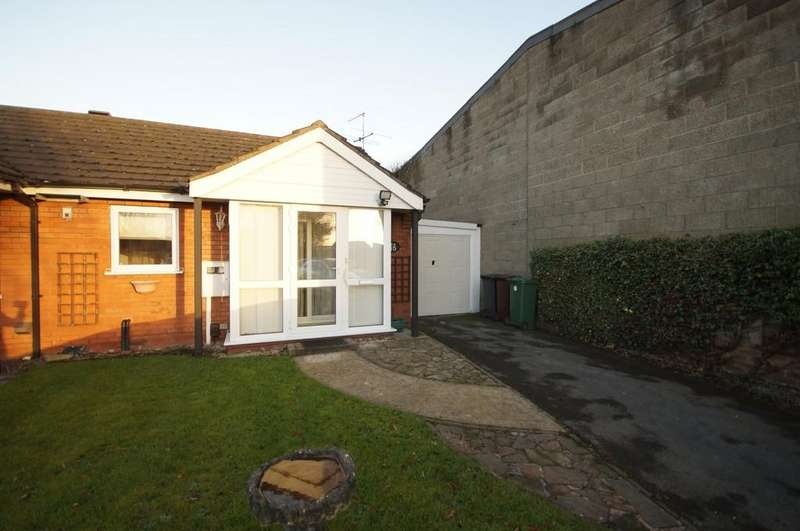 1 Bedroom Semi Detached Bungalow for sale in St. Andrews Close, Lincoln