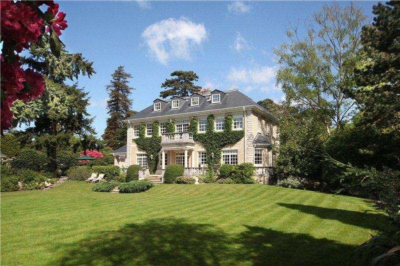 6 Bedrooms Detached House for sale in Horseshoe Ridge, St George's Hill, Weybridge, Surrey, KT13