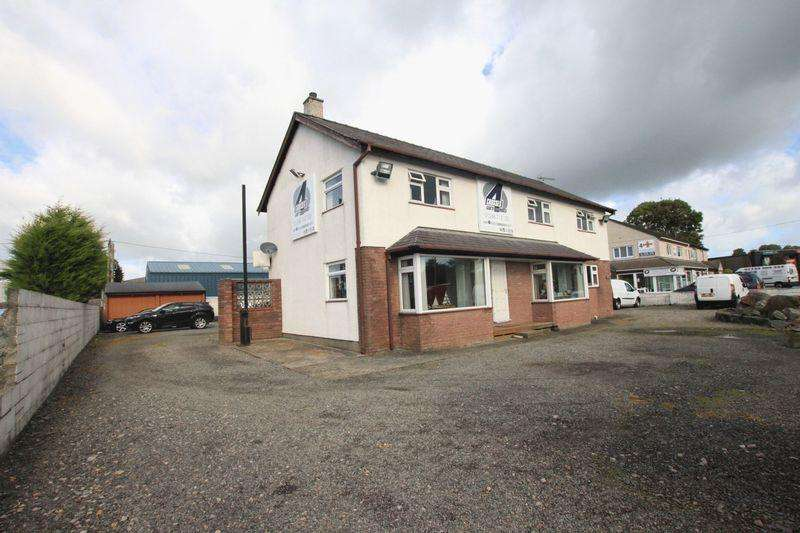 5 Bedrooms Detached House for sale in Menai Bridge, Anglesey