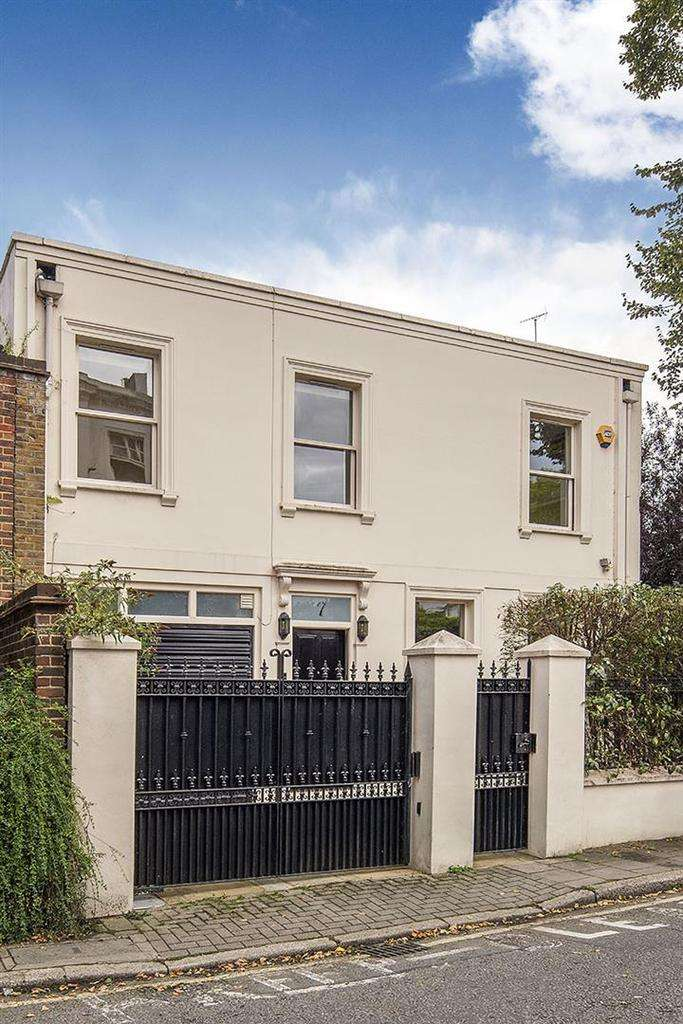 4 Bedrooms Town House for sale in Warwick Place, Little Venice, London