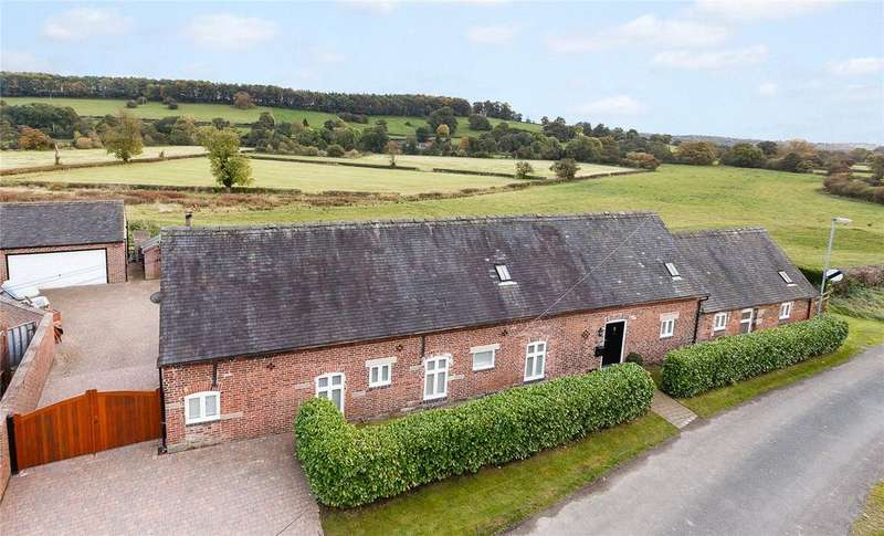 4 Bedrooms Detached House for sale in Church Lane, Mayfield, Ashbourne, Derbyshire, DE6