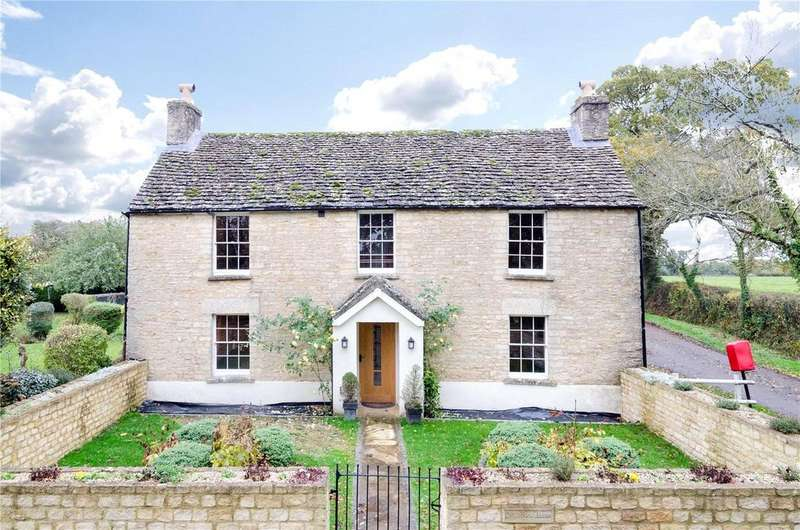 2 Bedrooms Detached House for sale in Swillbrook, Malmesbury, Wiltshire, SN16