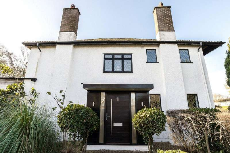 4 Bedrooms Detached House for sale in Barnfield Wood Road, Beckenham, Kent, BR3