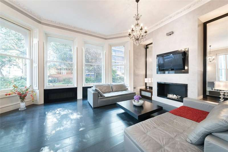 2 Bedrooms Flat for sale in Ashburn Place, South Kensington, London, SW7