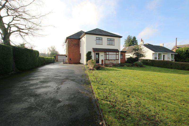 4 Bedrooms Detached House for sale in Glenroyd, Station Road, Little Hoole