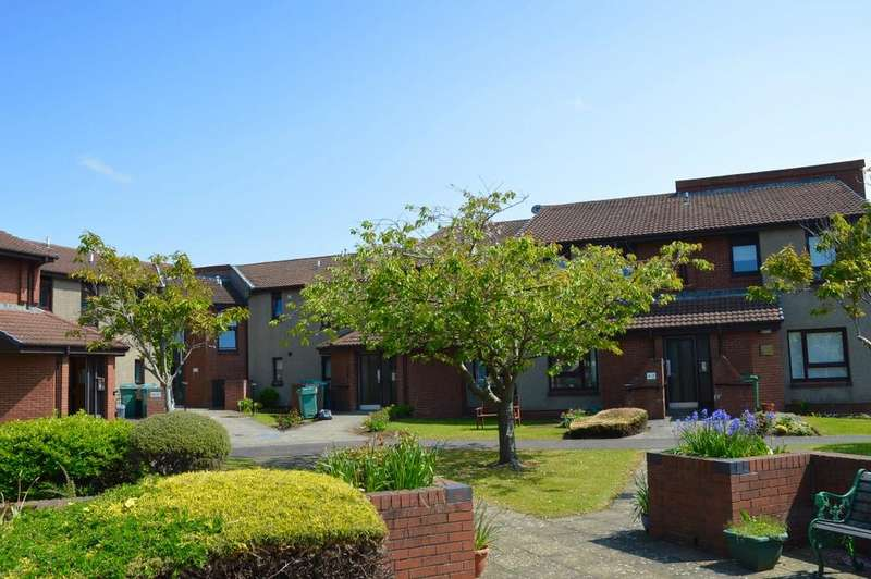 1 Bedroom Retirement Property for sale in Cavendish Court, Troon, Ayrshire, KA10 6HN