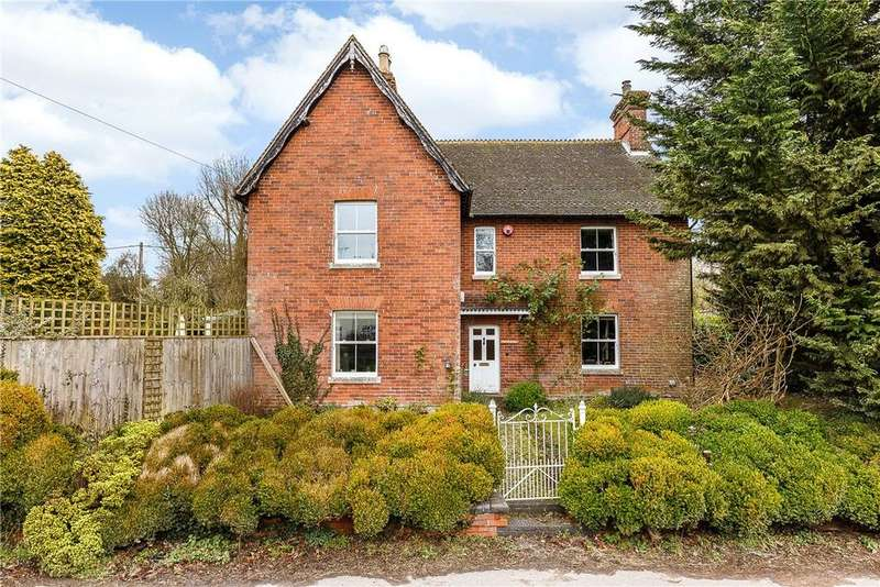 4 Bedrooms Detached House for sale in Church Road, Woodborough, Pewsey, Wiltshire, SN9