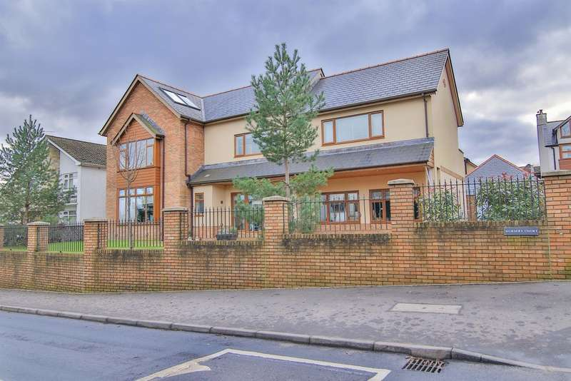 7 Bedrooms Detached House for sale in Llwyn Y Pia Road, Lisvane, Cardiff