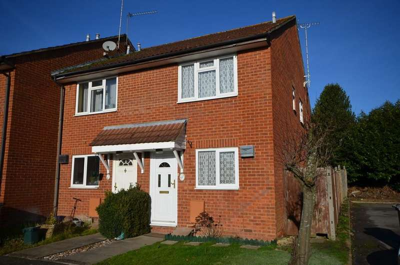 3 Bedrooms End Of Terrace House for sale in Moore Close, Tongham