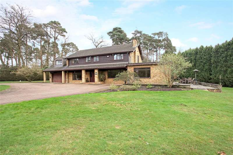 6 Bedrooms Detached House for sale in Hancocks Mount, Ascot, Berkshire, SL5