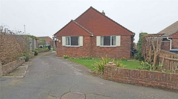 2 Bedrooms Detached Bungalow for sale in Rookhurst Road, Bexhill-on-Sea, East Sussex
