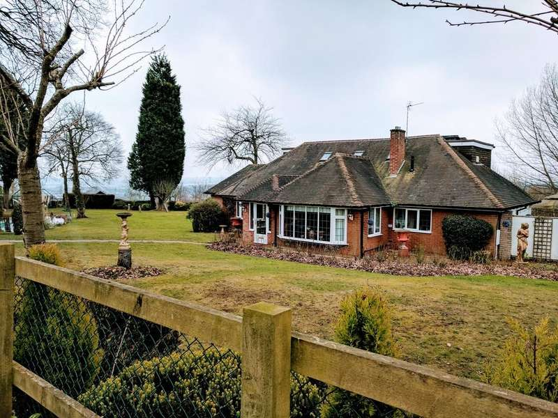 4 Bedrooms Detached Bungalow for sale in Hints Lane, Hints
