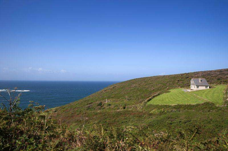 5 Bedrooms Detached House for sale in Exceptional coastal home, Morvah, Nr. Penzance
