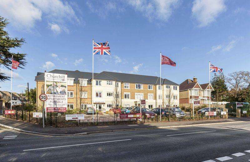 1 Bedroom Retirement Property for sale in Havant Road, Drayton