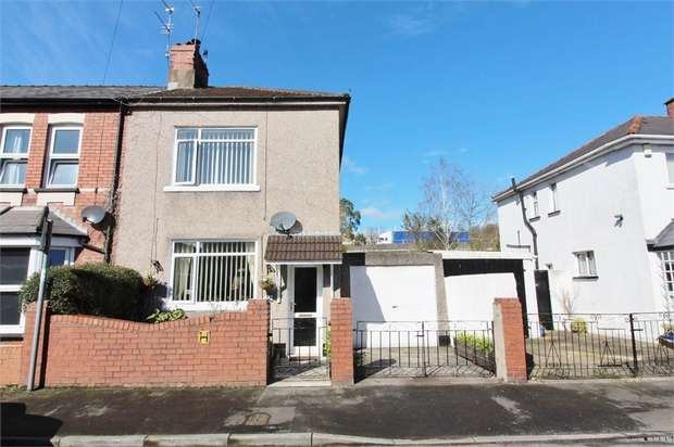 2 Bedrooms Detached House for sale in Pant Road, NEWPORT