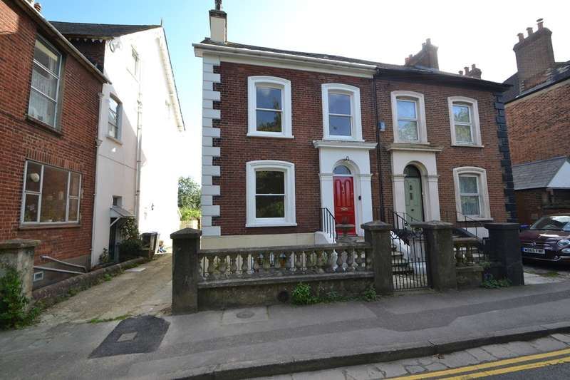 4 Bedrooms Semi Detached House for sale in Salisbury City Centre