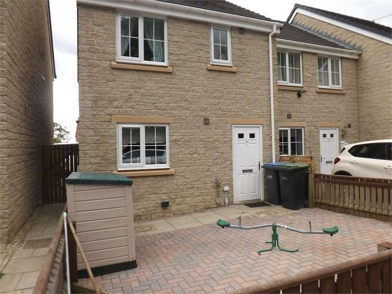 3 Bedrooms Semi Detached House for sale in Meadowfield, Burnhope, Durham