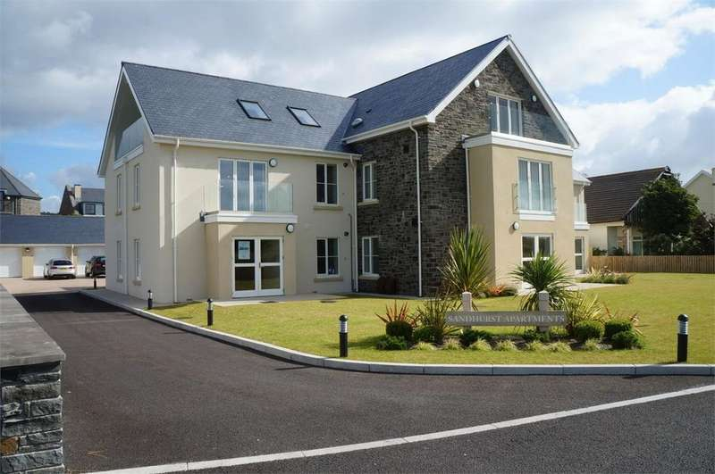 3 Bedrooms Flat for sale in The Penthouse, Sandhust, The Harbour, Burry Port, Carmarthenshire