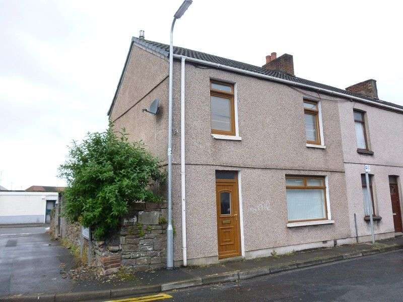 3 Bedrooms End Of Terrace House for sale in Gwyn Terrace, Aberavon , Port Talbot, Neath Port Talbot. SA12 6LG