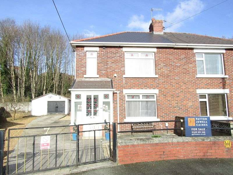 2 Bedrooms Semi Detached House for sale in Dan-y-coed , Cwmavon, Port Talbot, Neath Port Talbot. SA12 9NH