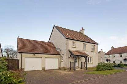 4 Bedrooms Detached House for sale in Noddleburn Grove, Largs