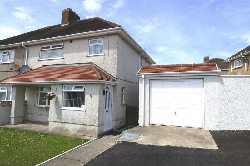 3 Bedrooms Semi Detached House for sale in 15 Llys Caradog, Llanelli, Carmarthenshire