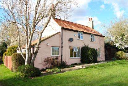 3 Bedrooms Semi Detached House for sale in Tottenhill, King's Lynn, Norfolk