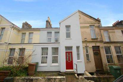 5 Bedrooms Terraced House for sale in Plymouth, Devon, England