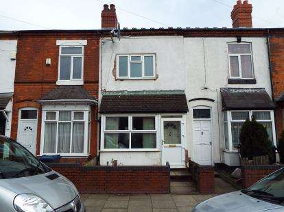 3 Bedrooms Terraced House for sale in Tame Road, Aston, Birmingham, West Midlands