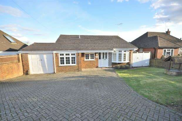 3 Bedrooms Detached Bungalow for sale in Gipsy Lane, Earley, Reading