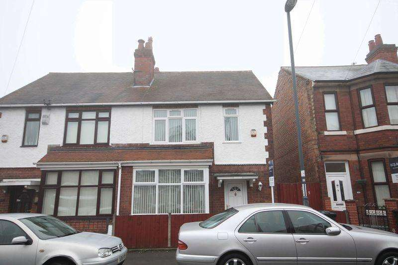 3 Bedrooms Semi Detached House for sale in CLARENCE ROAD, DERBY