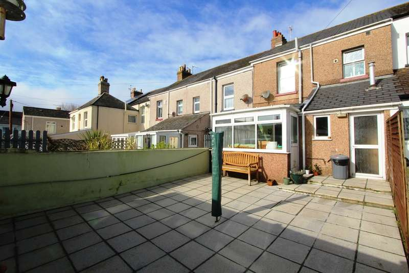 3 Bedrooms Terraced House for sale in North Road, Torpoint